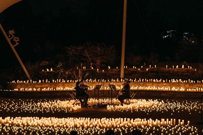 O Quebra-Nozes à luz das velas em Sintra