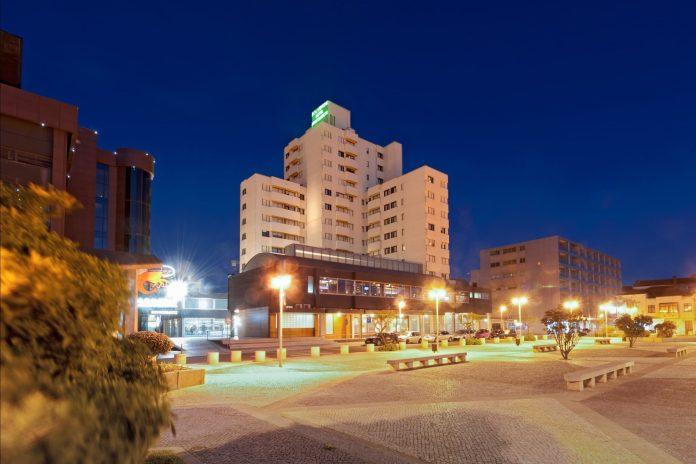 Hotel Apartamento Solverde, em Espinho