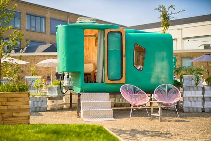 Little Pea Culture Campsite