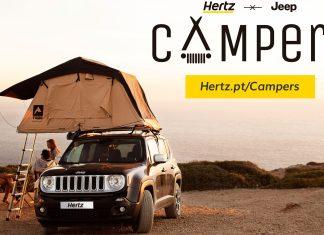 Hertz leva serviço de Campers para a Madeira
