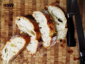 Get a hearty bread that is both crispy and soft.
