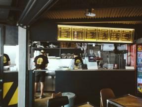Alley Burgers Seongsu Inside