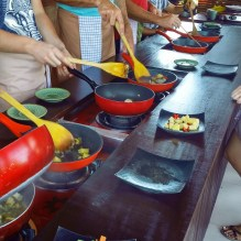 Paon Cooking Class cooking 2