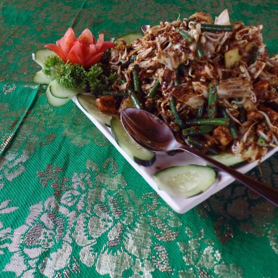 Paon Cooking Class Ubud Cabbage salad