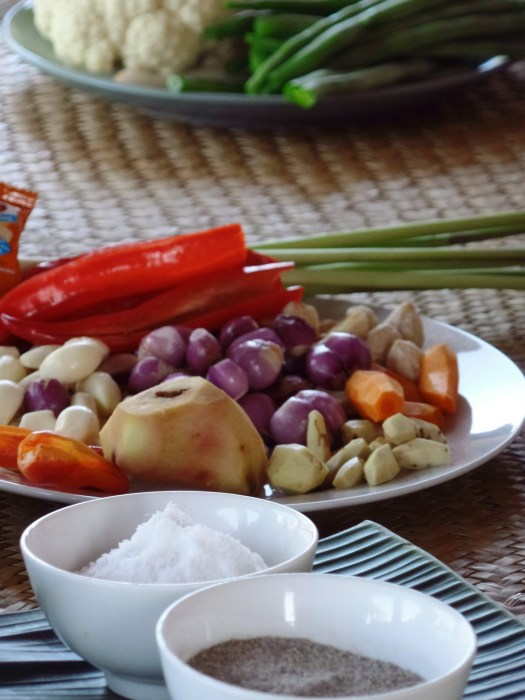 Paon Cooking Class Ubud Ingredients 4