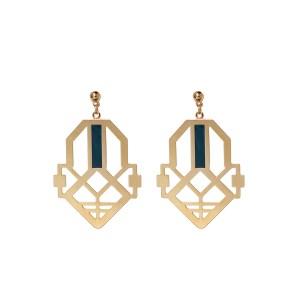 vous-mademoiselle-boucles-oreilles-malak-bleu-paon -bijoux