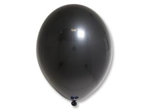 Воздушные шарики Пастель Экстра Black