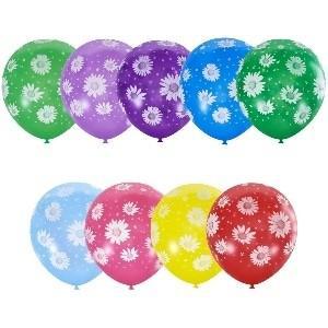 Воздушный шарик РОМАШКИ