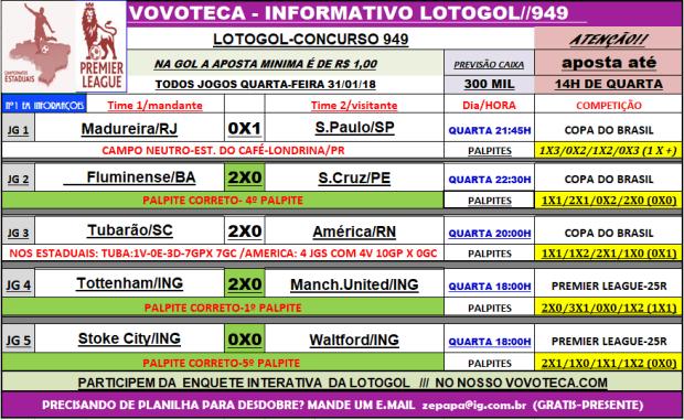 lotogol 949
