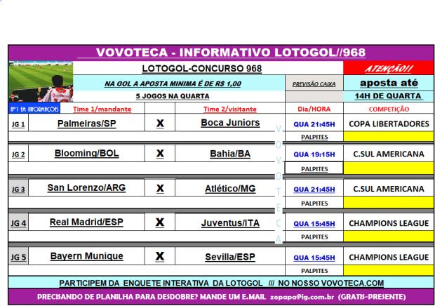 lotogol 968