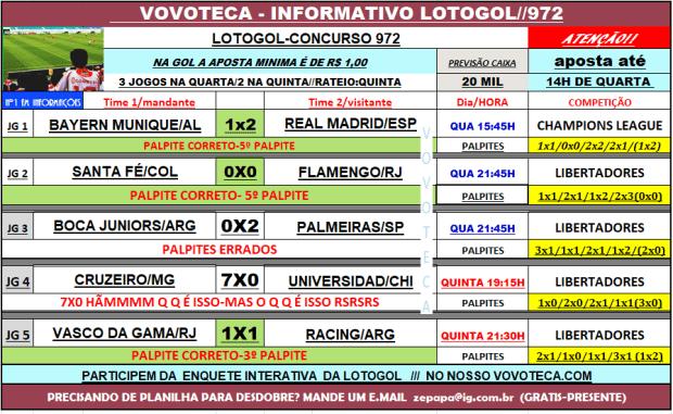 LOTOGOL 972