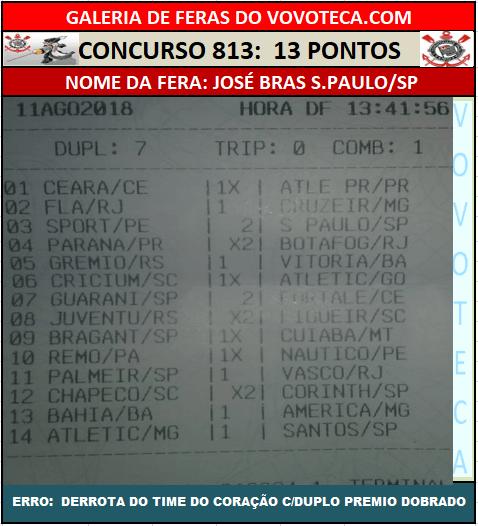 813 13P JOSE BRAS