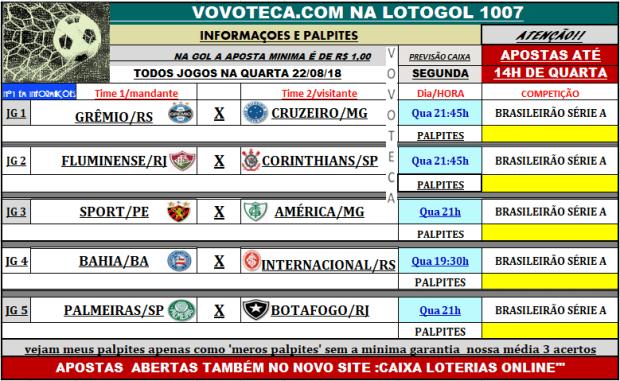 lotogol 1007
