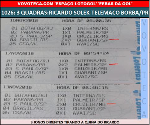 lotogol 1026 3 quadras