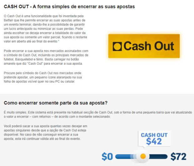 913 EXPLICANDO CASH OUT