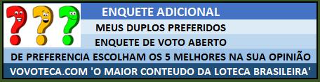 ENQUETE DE DUPLOS