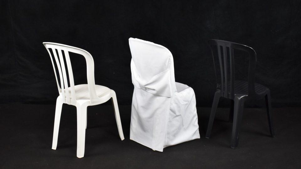 Chaises miami Grosfillex avec ou sans housses