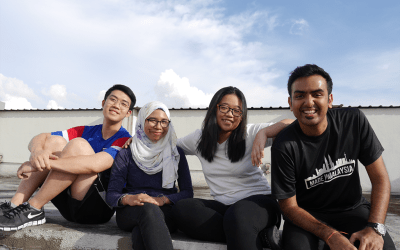 The Malaysian Dream, as described by young adults