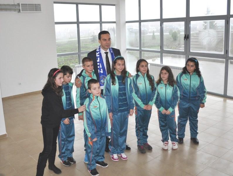 Димитър Николов деца
