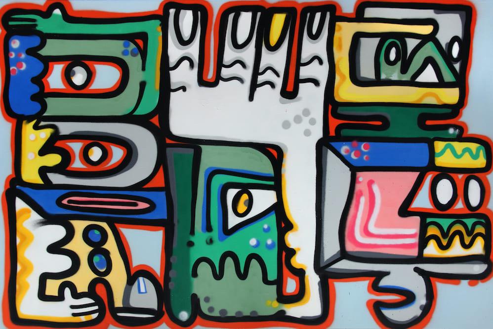 Мир глазами современных художников 4