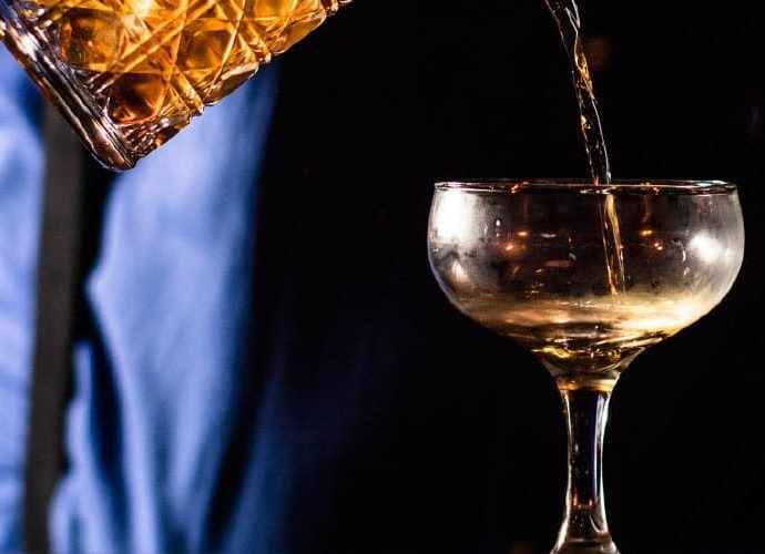 коктейль на водке