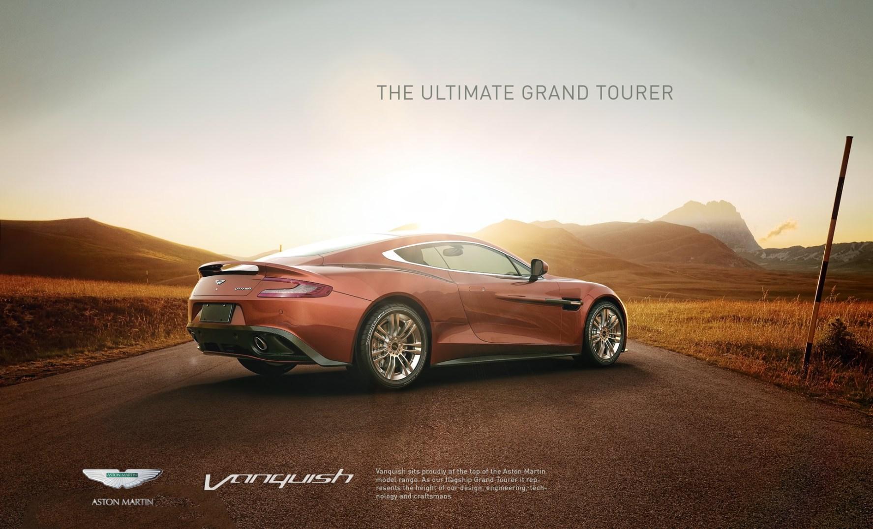 Vanquish 2015 Ad Voxels Creative Production House