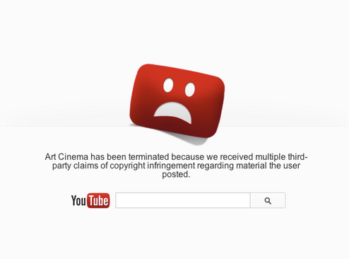 3 Strikes on YouTube and You're OUT?  Maybe…