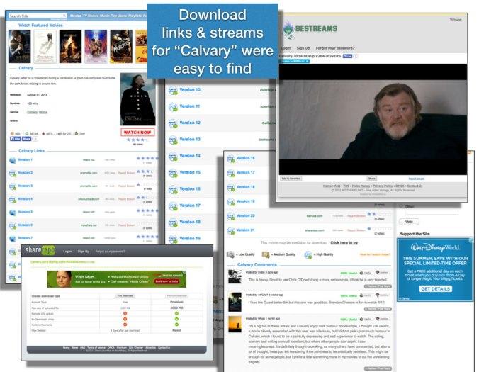 online piracy hurts indie filmmakers