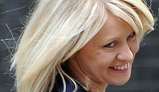 Esther McVey: Her constituents want her sacked from the government.