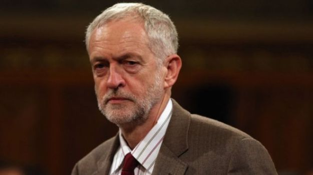 Under attack: But Jeremy Corbyn has said and done nothing that any rational UK citizen could possibly find objectionable.