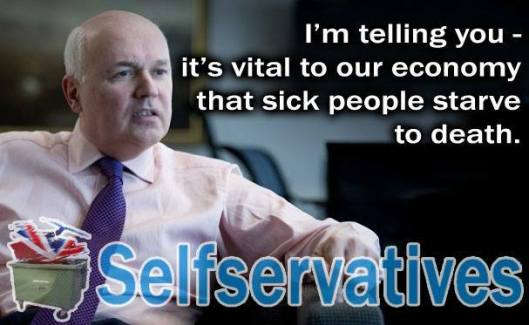 A classic satirical take on Iain Duncan Smith. Now we'll be creating them about Stephen Crabb - and they've already started.