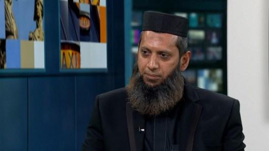 Suliman Gani [Image: ITV].