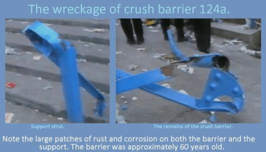 160515 Hillsborough crush barrier