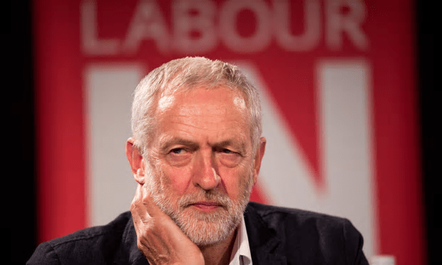 The Israeli Labour party leader, Isaac Herzog, wrote to Jeremy Corbyn on 30 April about antisemitic remarks but has not heard back [Image: Rob Stothard/Getty Images].