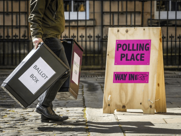 The allegations relate to the 2015 general election [Image: PA].