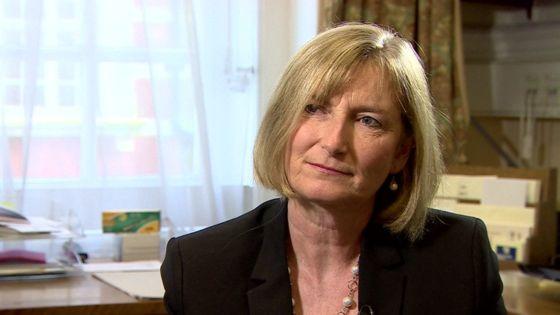 Dr Sarah Wollaston [Image: BBC].