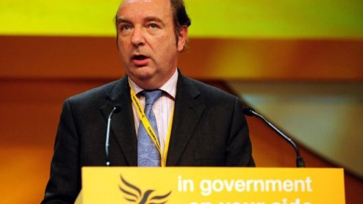 Former MP Norman Baker [Image: PA].