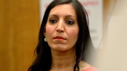 Elected: Rosena Allin-Khan MP [Image: PA].