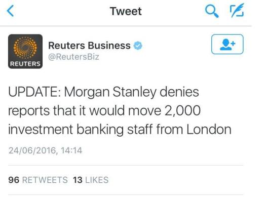 160624 Morgan Stanley denial