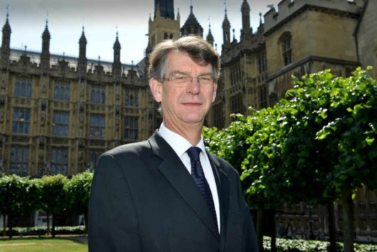 Rob Marris MP [Image: Express and Star].