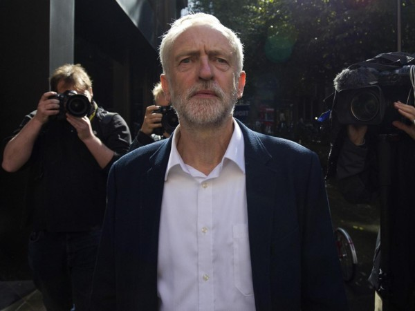 Corbyn's victory has galvanised whole swathes of the electorate, particularly amongst young voters [Image: Getty Images].