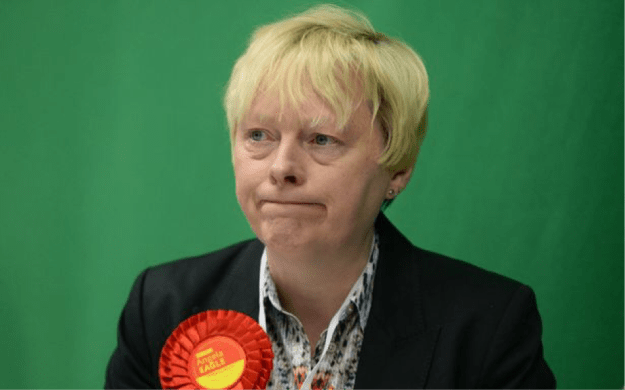 Angela Eagle: Allegations of bad or criminal behaviour by her constituency party have yet to be proven.