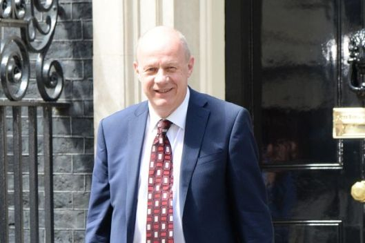 The test of Theresa May's government will be whether it delivers social justice or just talks about it. The power is in Damian Green's hands, according to the Mirror.