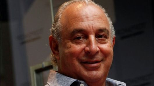Sir Philip Green [Image: Reuters].