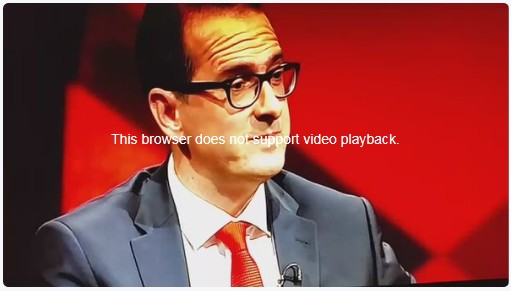 """This browser does not support video playback"": Be relieved."