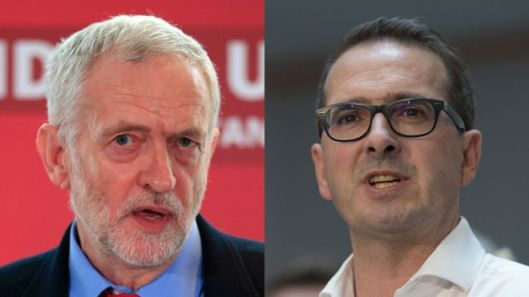 Jeremy Corbyn and Owen Smith: Labour's future is in the balance [Composite: BBC].
