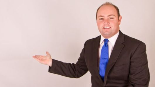 Conservative MP David Mackintosh [Image: Art Conaghan].