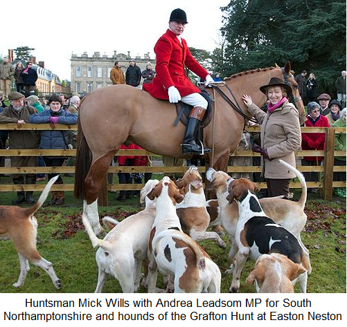 leadsom grafton hunt