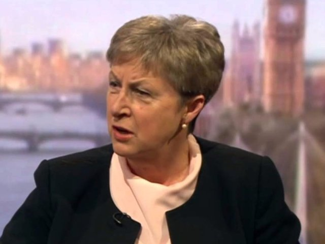 MP Gisela Stuart has an undeclared partnership interest in a wealth management firm.