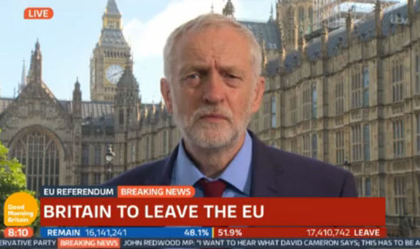 This is not a shot of Jeremy Corbyn being interviewed by David Dimbleby - the photo is from ITV's coverage, not the BBC's. It seems quite appropriate, since we're discussing claims that aren't quite appropriate to the subject matter.